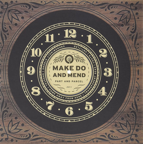 Make Do and Mend - Part and Parcel - LP