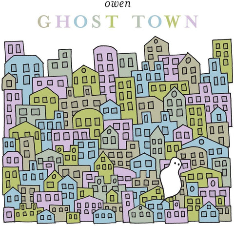Owen - Ghost Town - LP