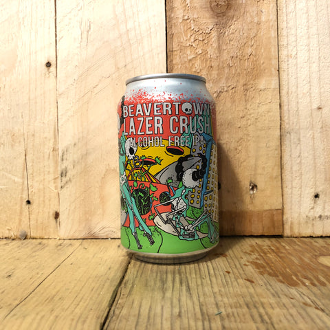 Beavertown - Lazer Crush - Non-Alcoholic IPA - 330ml (0.3%)