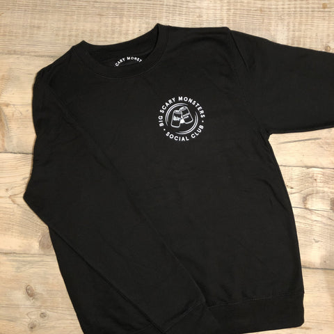 BSM Social Club - Pocket Print Sweatshirt