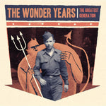 The Wonder Years - The Greatest Generation - 2xLP