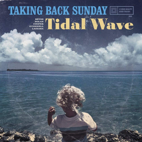 Taking Back Sunday - Tidal Wave - LP