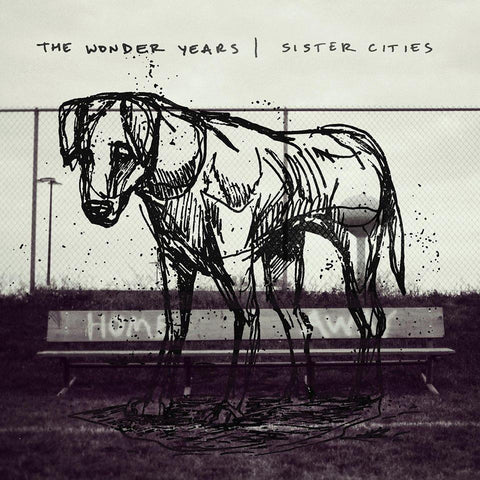 The Wonder Years - Sister Cities - LP