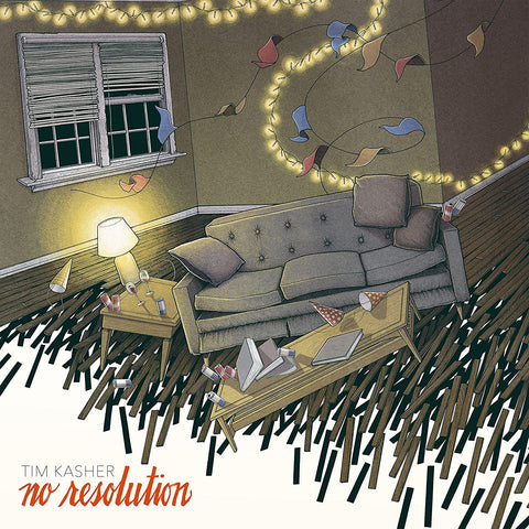 Tim Kasher - No Resolution - LP