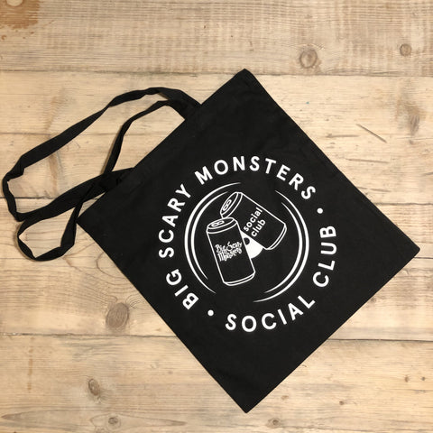 BSM Social Club - Tote Bag