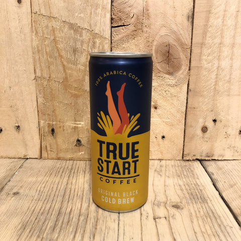 True Start - Original Black - Cold Brew Coffee - 250ml