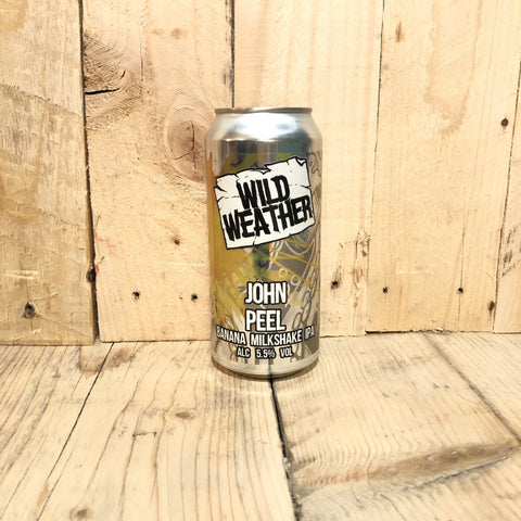Wild Weather - John Peel - IPA - 440ml (5.5%)