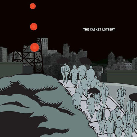 The Casket Lottery - Survival is for Cowards LP