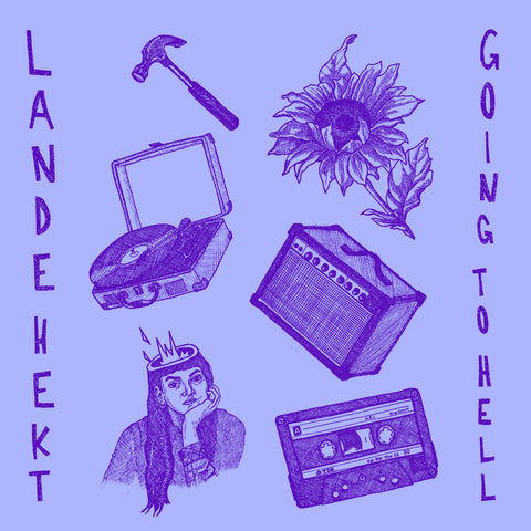 Lande Hekt - Going to Hell - LP