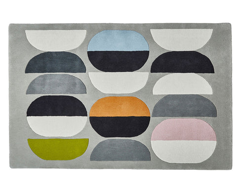 Think Rugs Designer Collection - Composition by Kristina Sostarko and Jason Odd