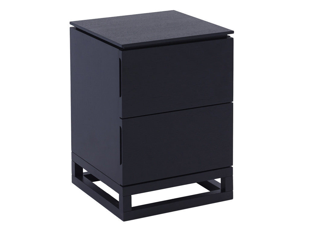 Gillmore Space Cordoba Bedside Chest of 2 Drawers Small