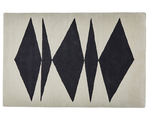 Think Rugs Designer Collection - Crystal Palace by Kristina Sostarko and Jason Odd