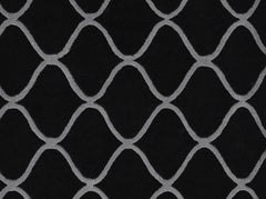 Think Rugs Hand Tufted Wool Collection - Elements EL 65 Black