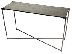 Gillmore Space Iris Large Console Table - Flat Top
