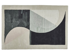 Think Rugs Designer Collection - Outside In by Michelle Collins