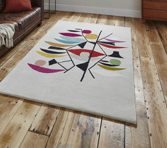 Think Rugs Designer Collection -  Shipping News by Kristina Sostarko and Jason Odd