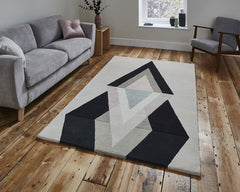 Think Rugs Designer Collection - Time To Reflect by Michelle Collins