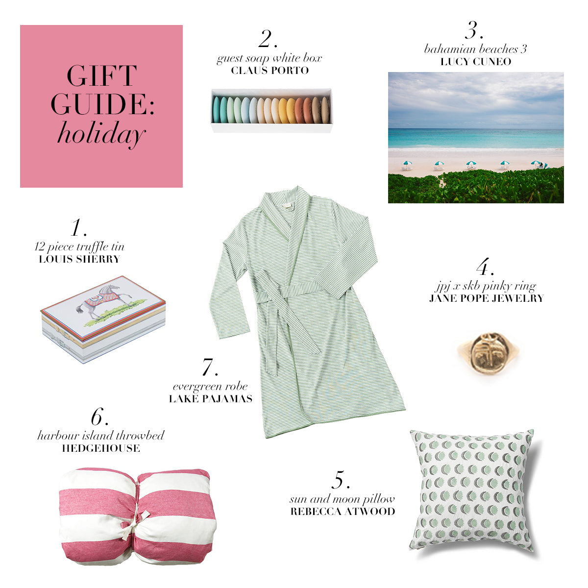 Gift Guide: Holiday