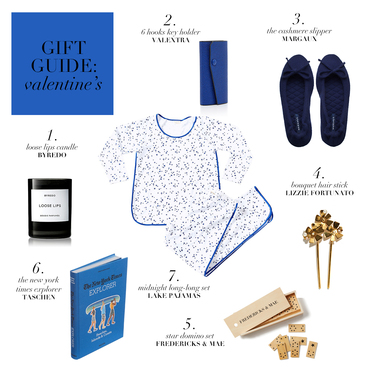 Gift Guide: Valentine's Day