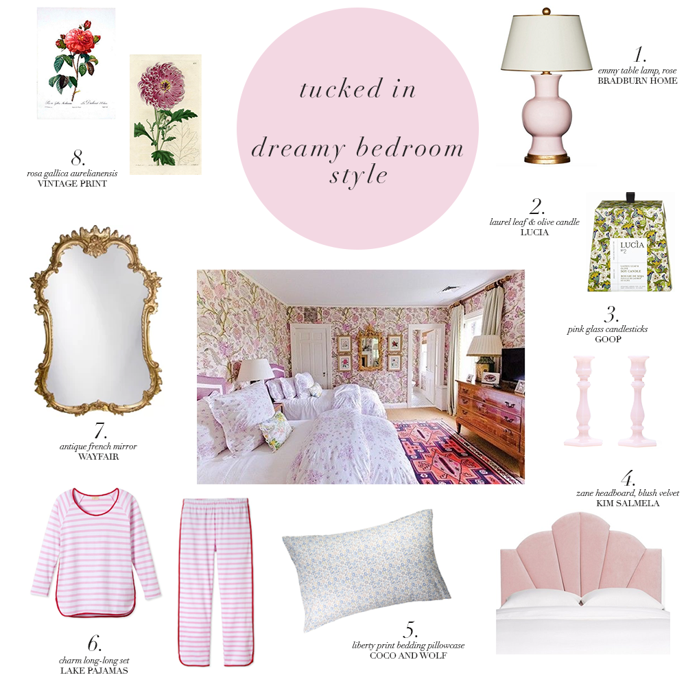 Tucked In: Dreamy Bedroom Style