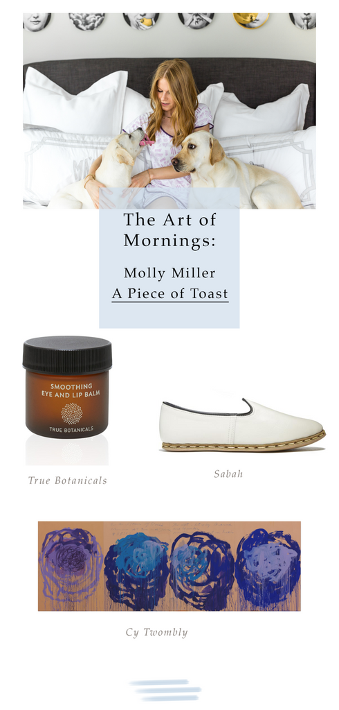 The Art of Mornings: Molly Miller of A Piece of Toast