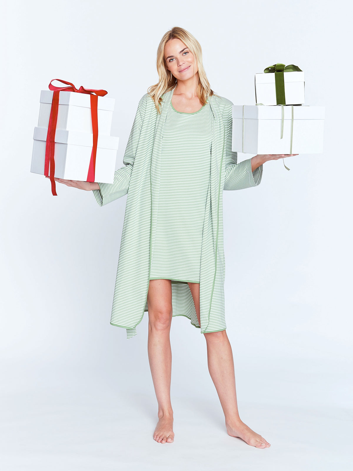 Evergreen Robe
