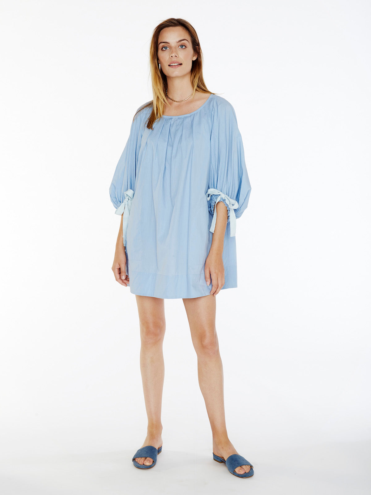 Blue Bell Morning Dress