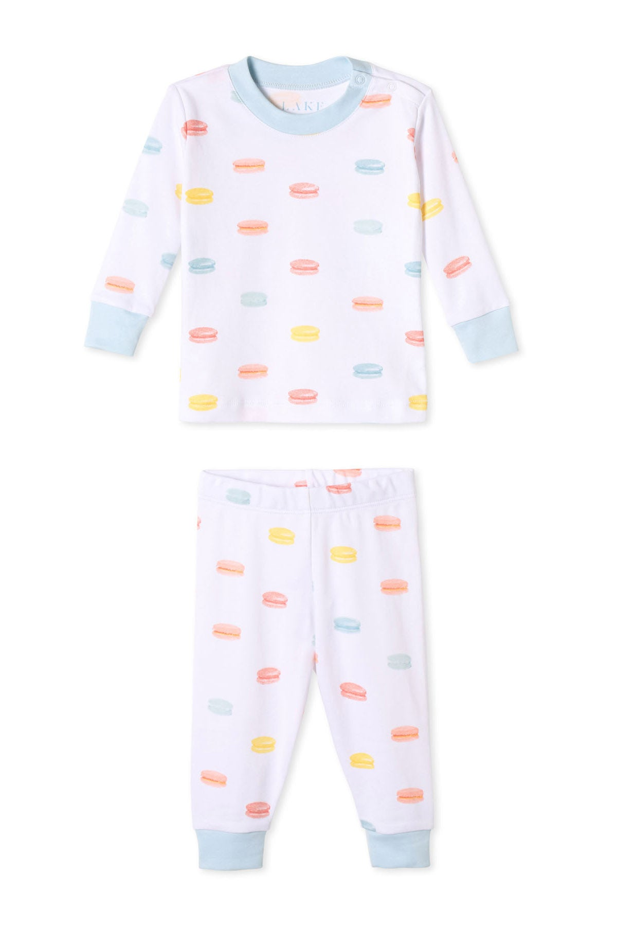 Baby Long-Long Set in Macarons