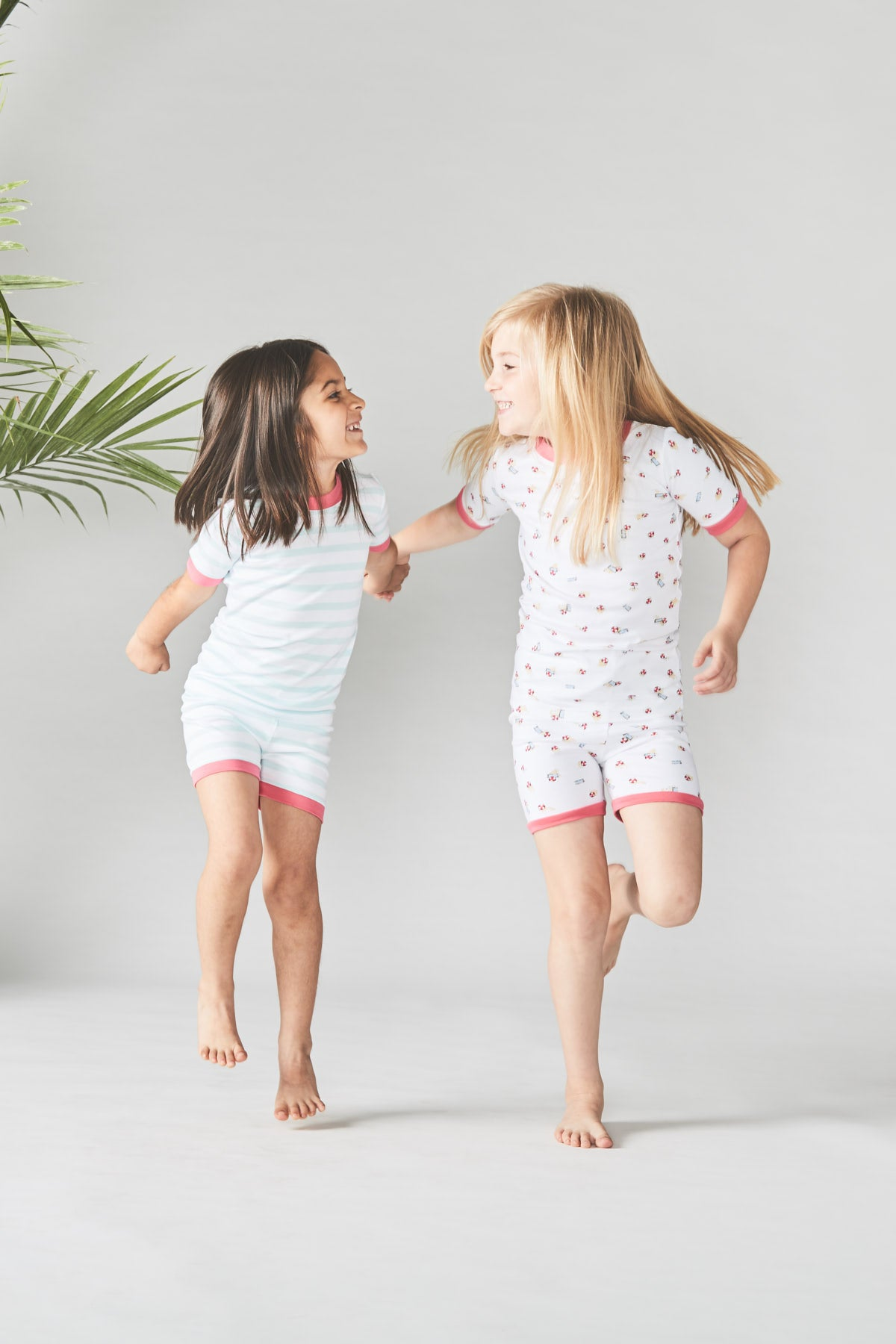 Kids Shorts Set in Surfer