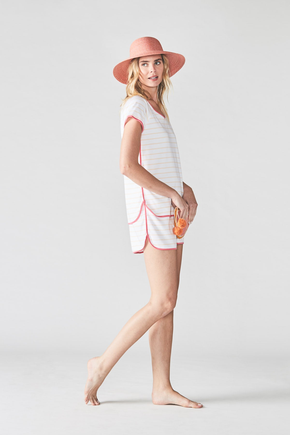 Shell Shorts Set