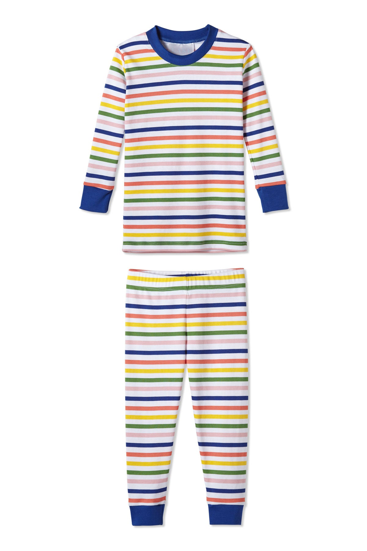Maisonette Stripe Kids Long-Long Set
