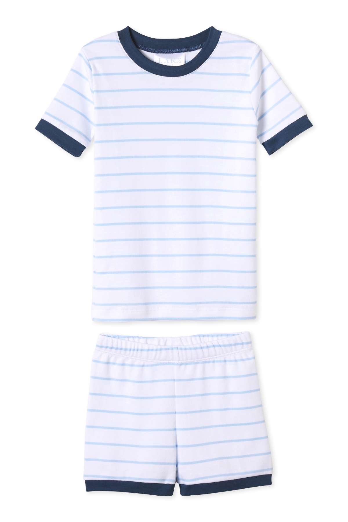 Kids Shorts Set in Marine