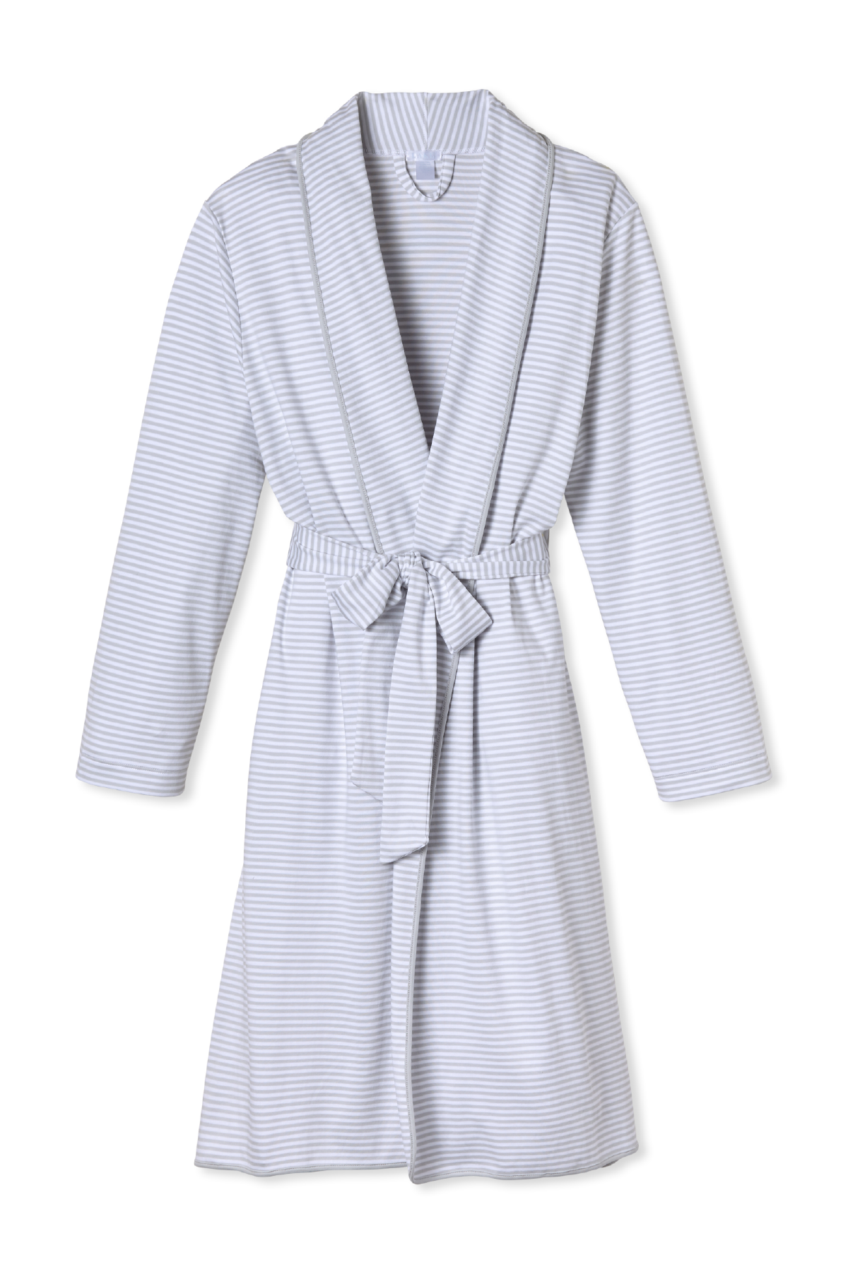 Pima Robe in Gray