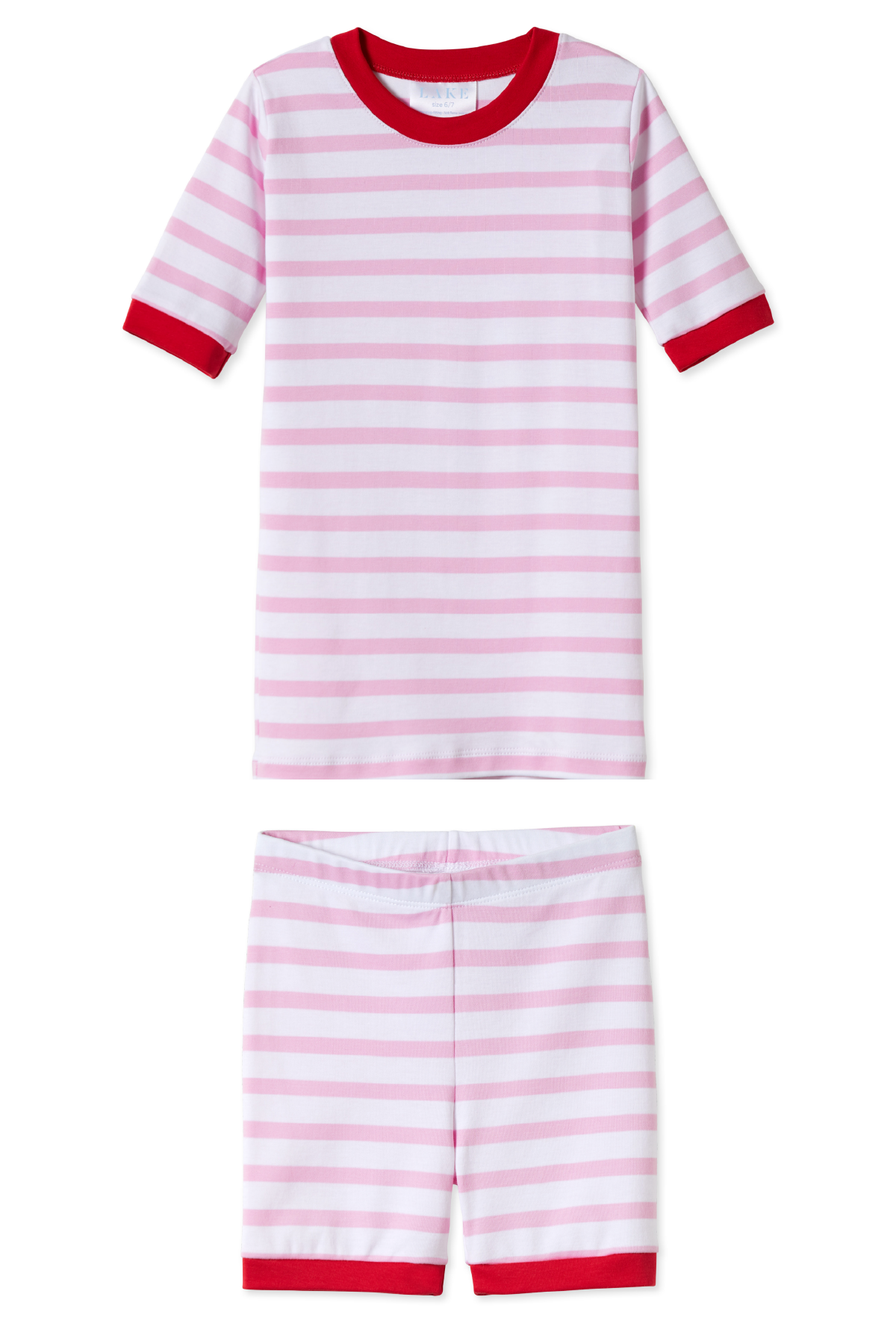 Kids Shorts Set in Charm