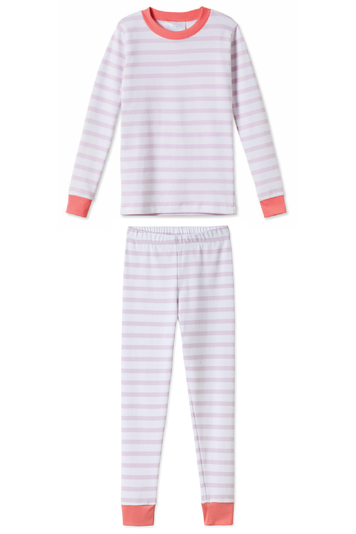 Kids Long-Long Set in Aster