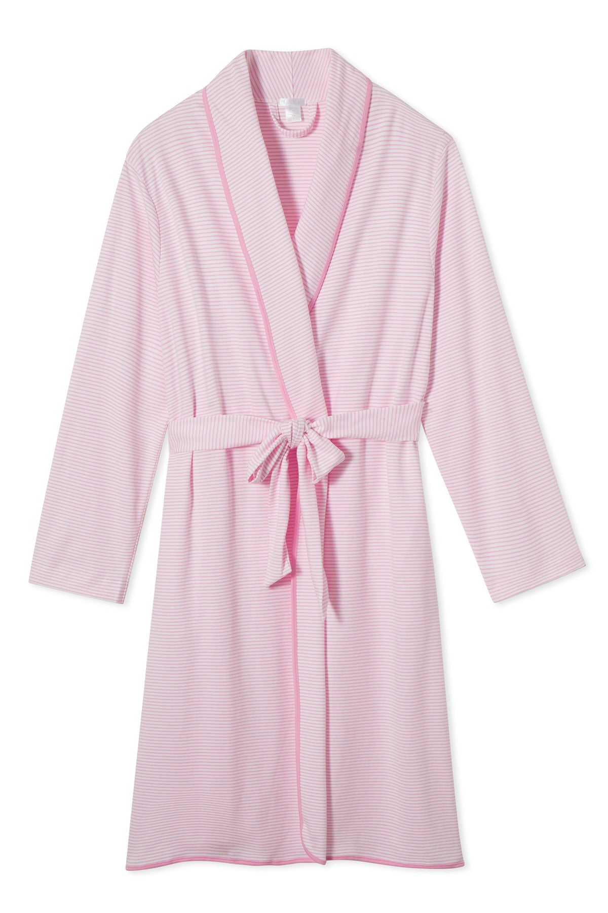 Pima Robe in Lily