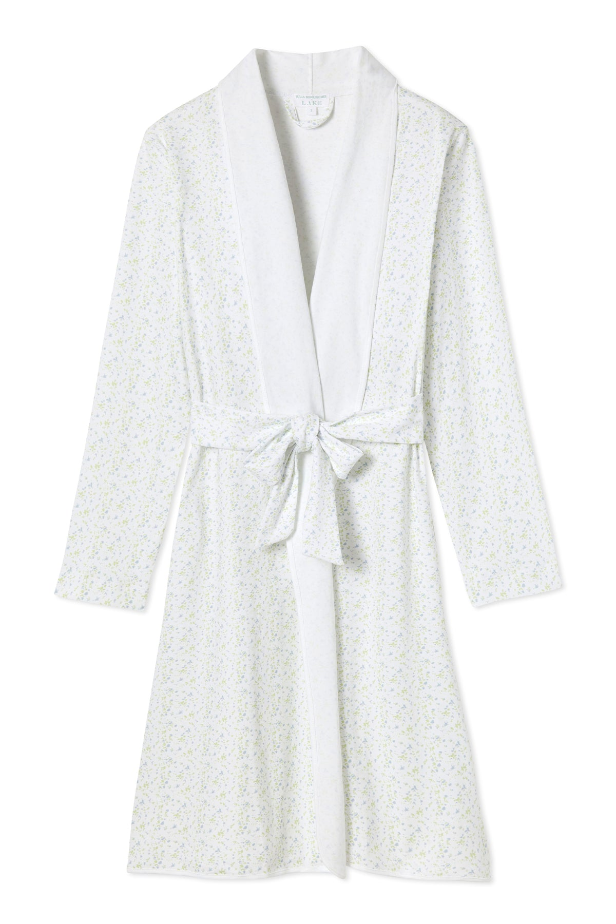 JB x LAKE Pima Robe in Meadow