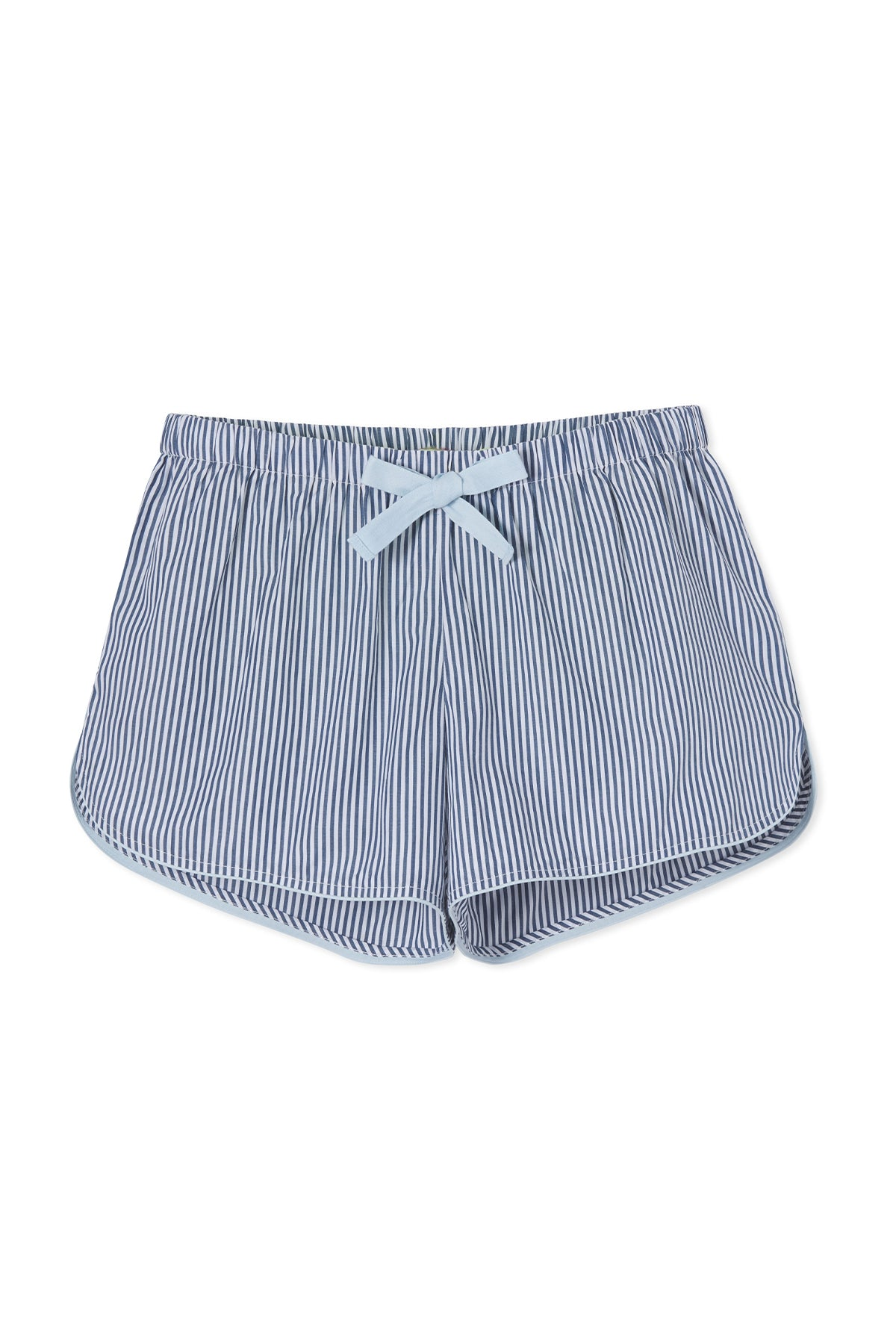 Boxer in Navy Stripe