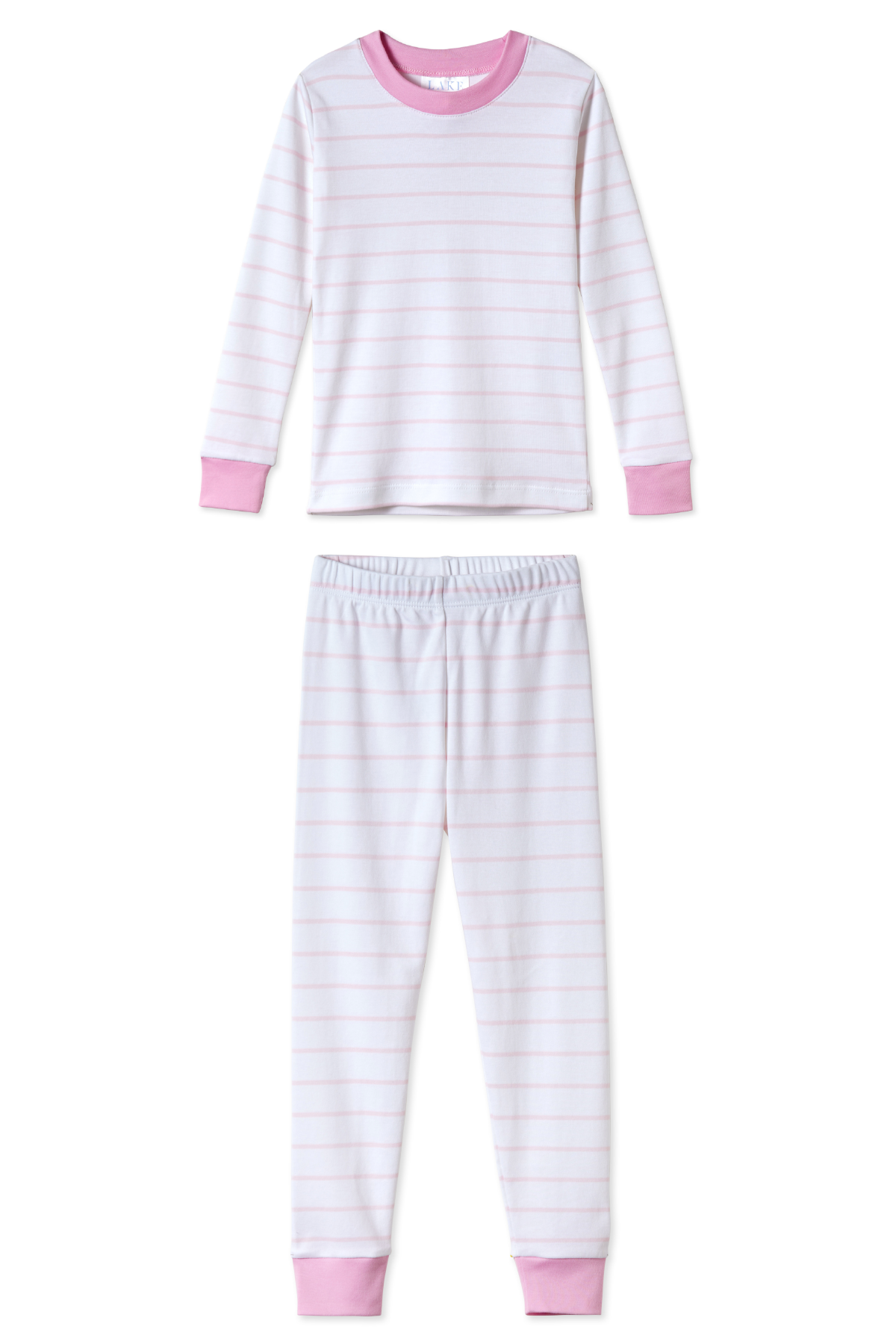 Kids Long-Long Set in Peony
