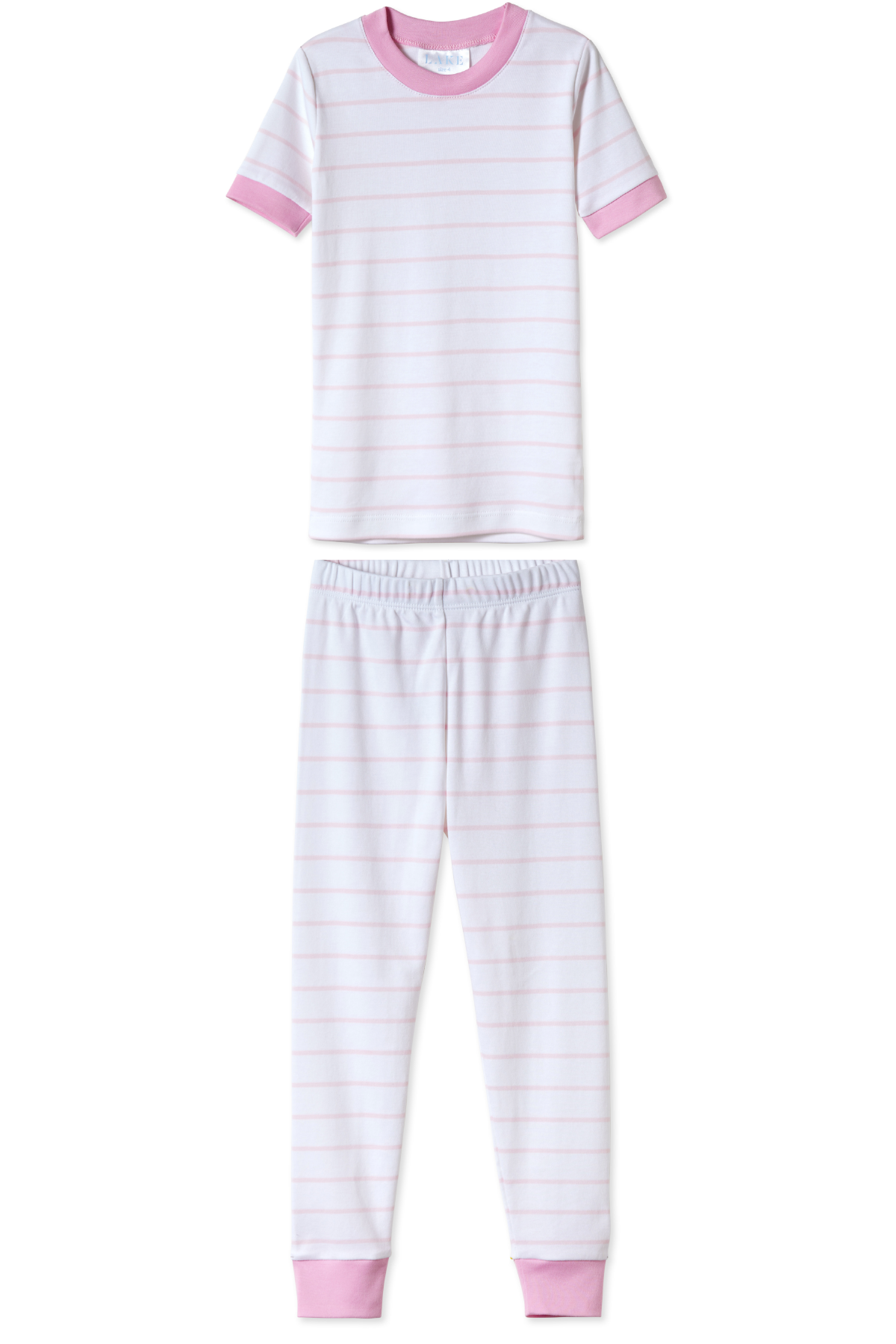 Kids Short-Long Set in Peony