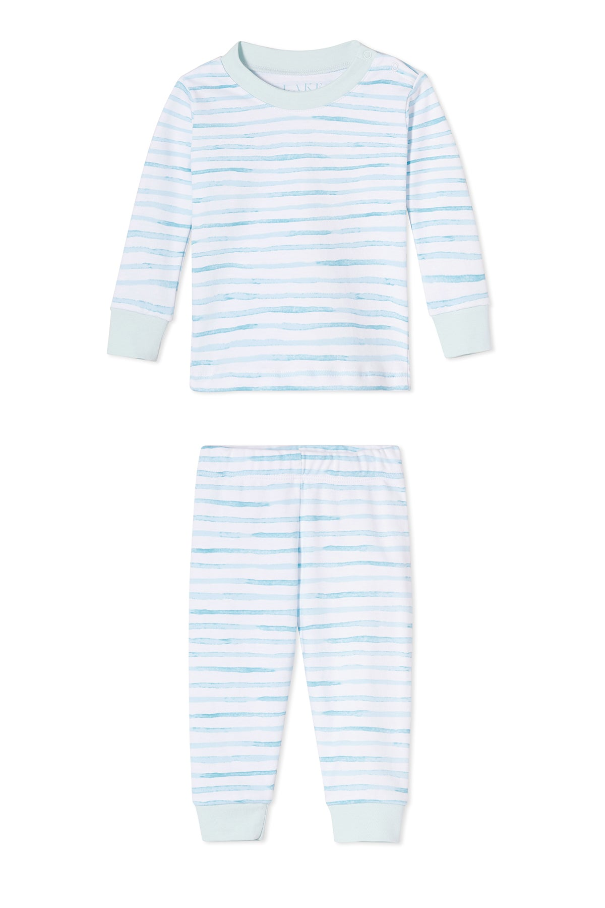 Baby Long-Long Set in Sea Breeze