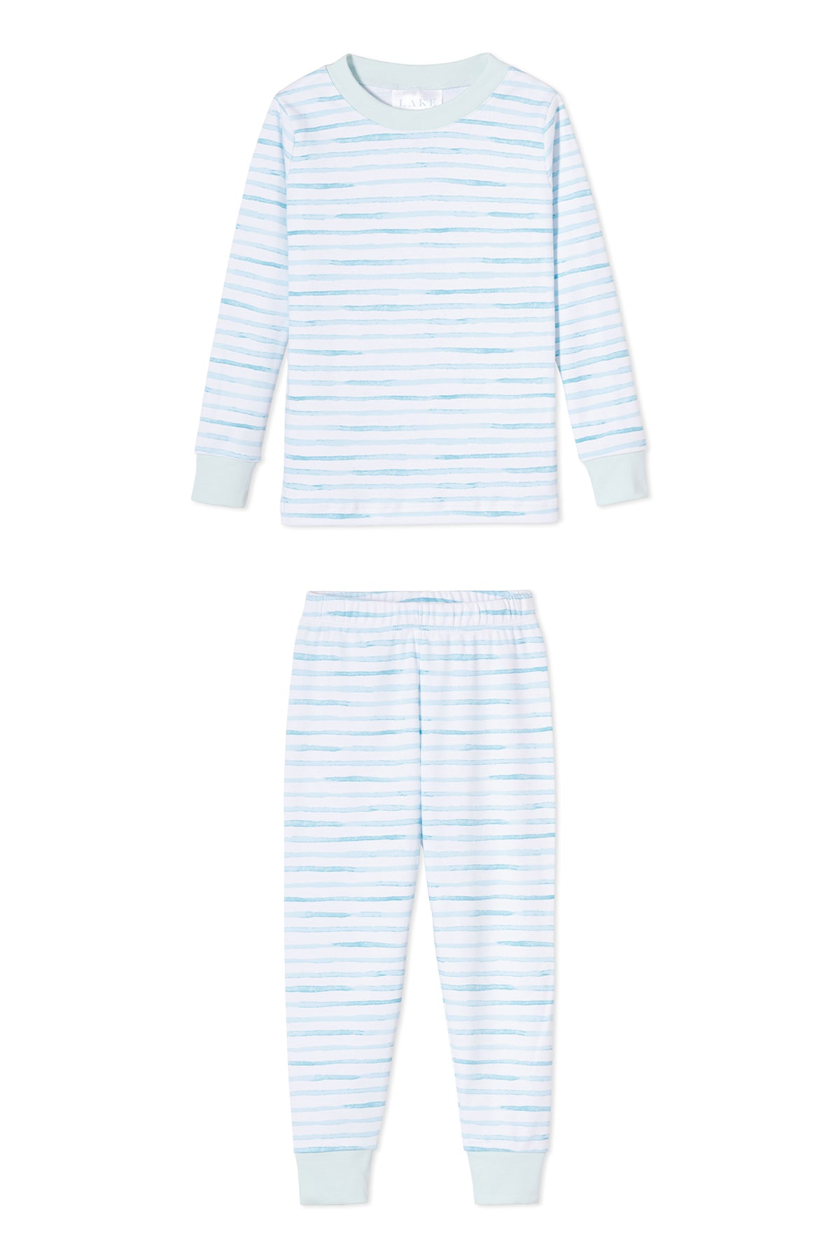 Kids Long-Long Set in Sea Breeze