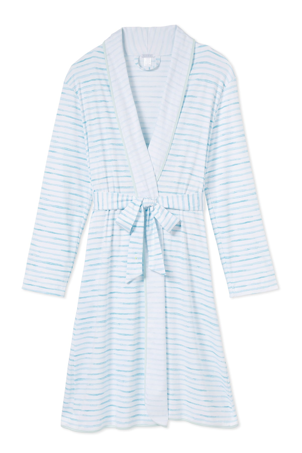 Pima Robe in Sea Breeze