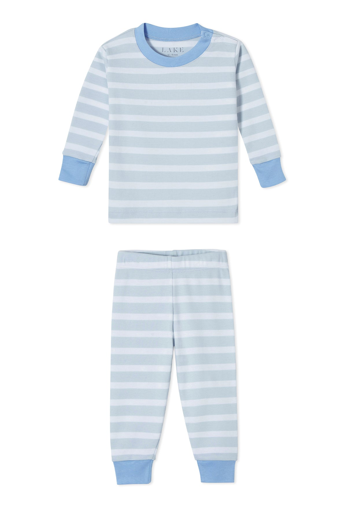 Baby Long-Long Set in Seaside