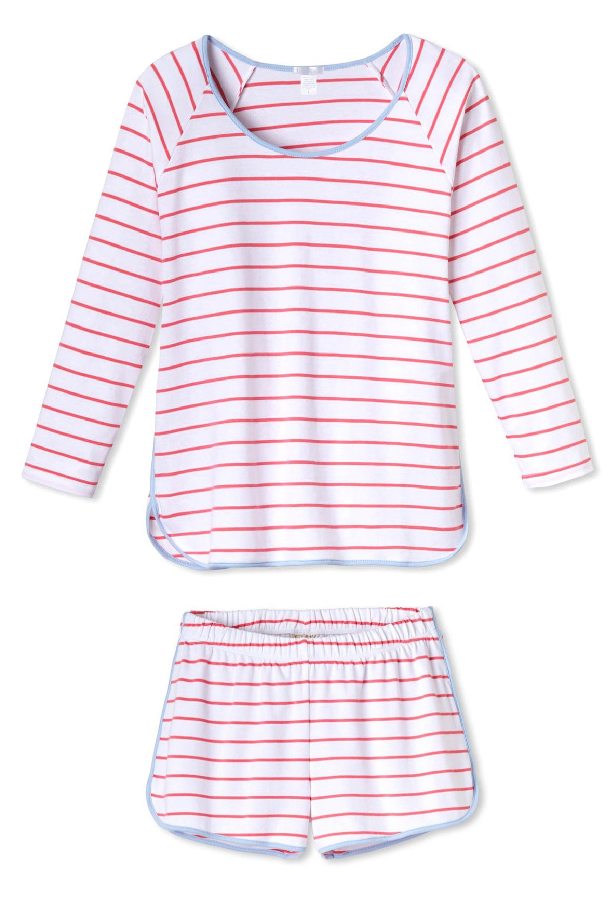 Pima Long-Short Set in Sorbet