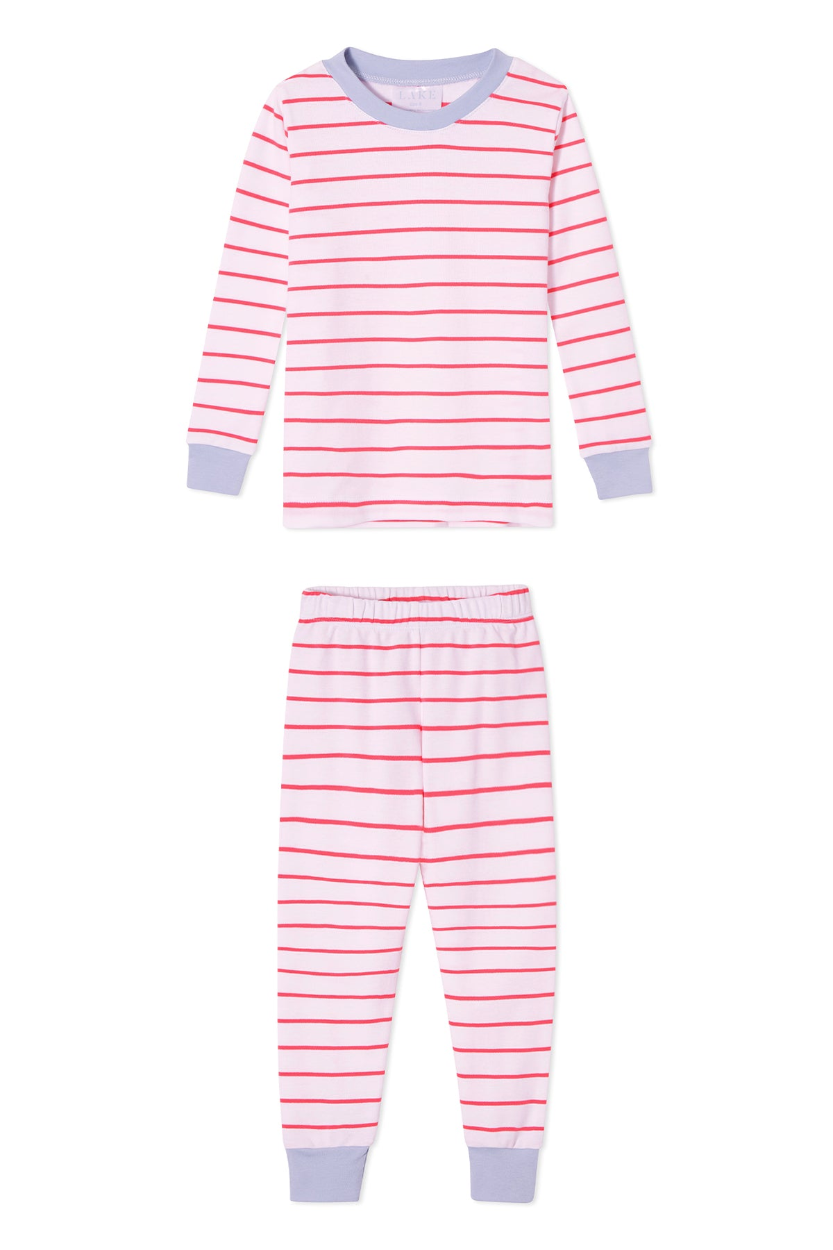Kids Long-Long Set in Sorbet