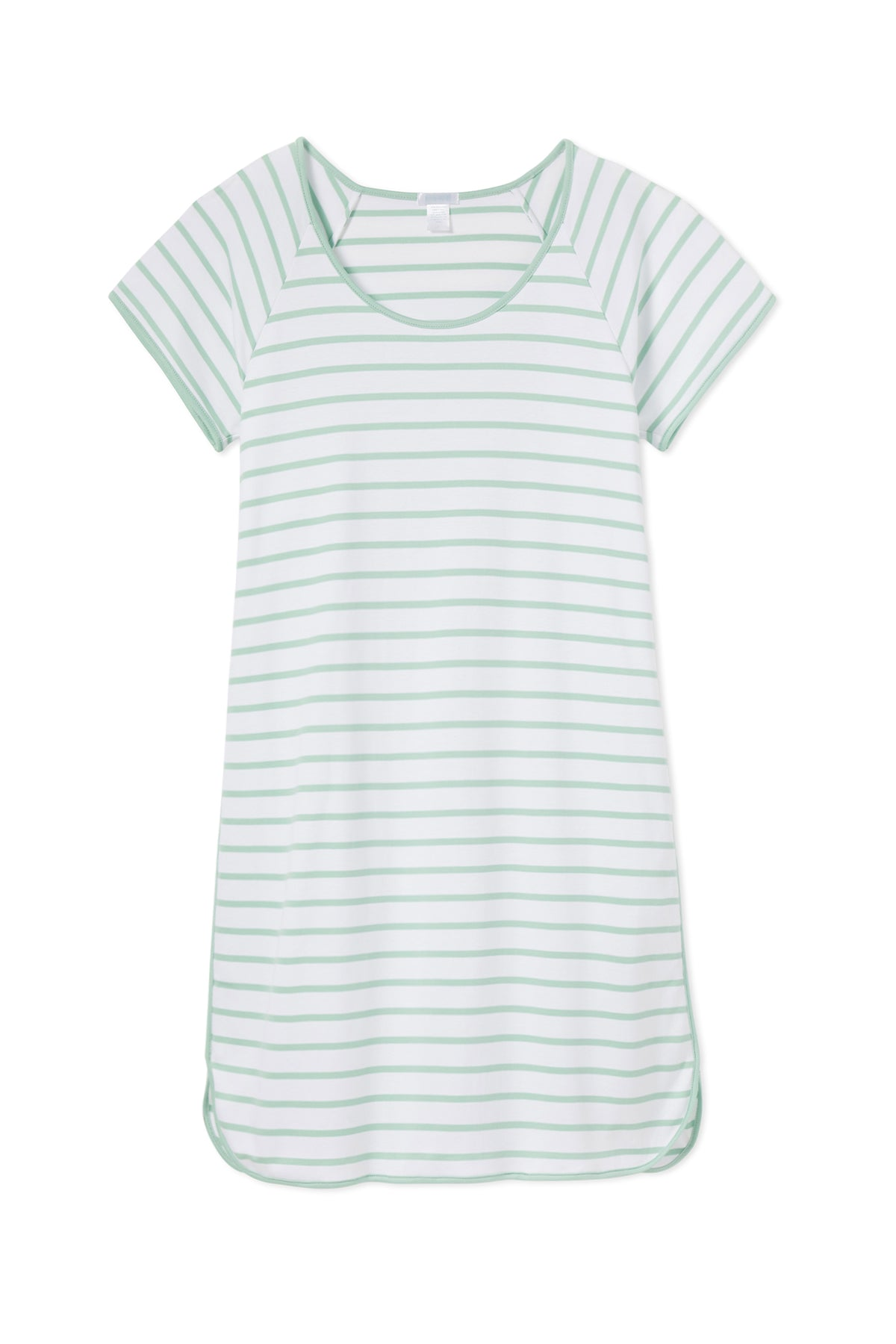 Pima Nightgown in Spring Green