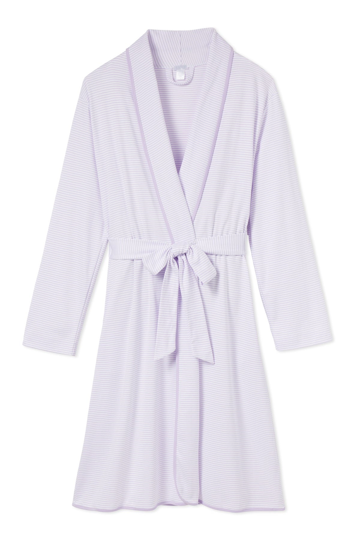 Pima Robe in Wisteria