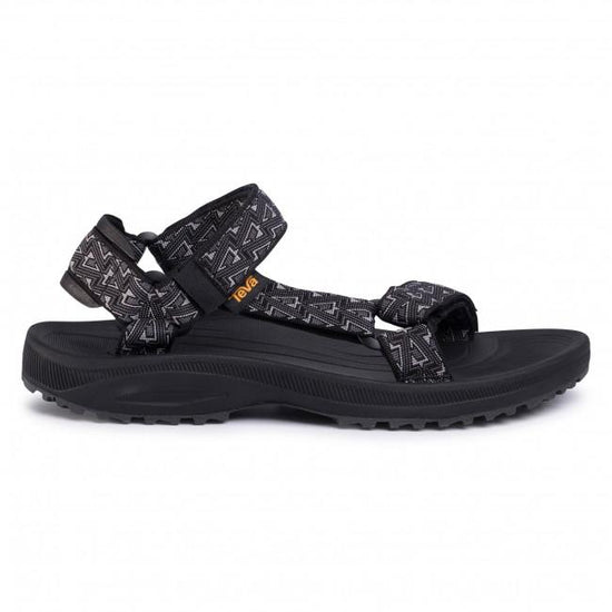 סנדלי גברים TEVA  Winsted Bamboo Black (4588904415306)