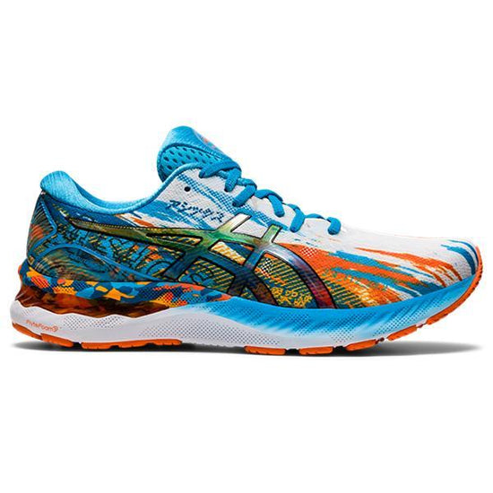ASICS GEL NIMBUS 23 MEN  אסיקס ג'ל נימבוס 23 גברים